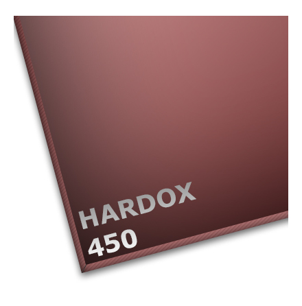 Hardox 450 3000x1500x 3,0 mm