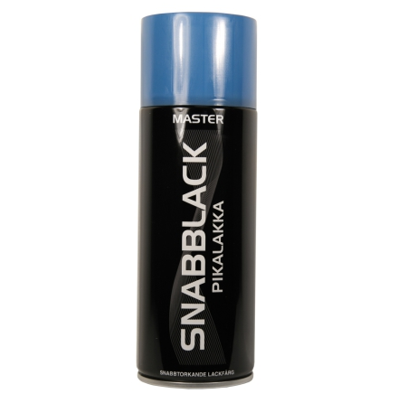 Snabblack Spray Blå 400ml