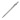 Ritspenna med clips Bergson