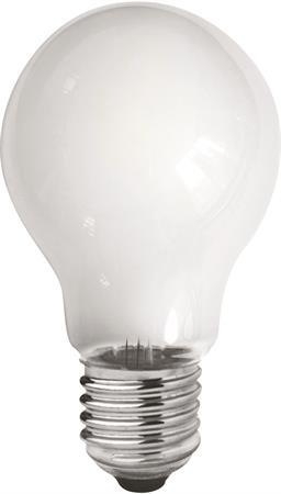 LED-lampa E27 Normal 4,0W Matt