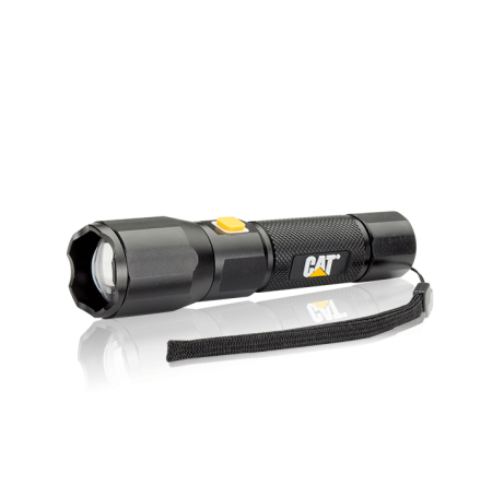 Ficklampa LED Focusing Tactical Rechargeable